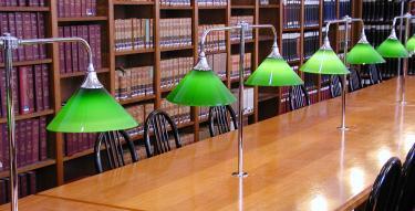 Photo de la bibliothèque