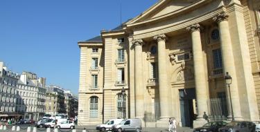 Centre Panthéon - facade