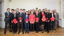Lauréats des prix de thèse 2016